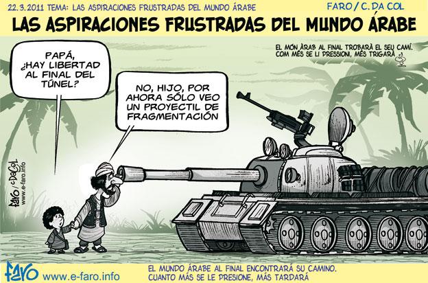Viñeta de Faro (22.03.2011)