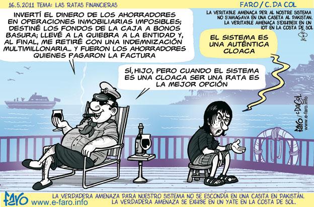 Viñeta de Faro (16.05.2011)