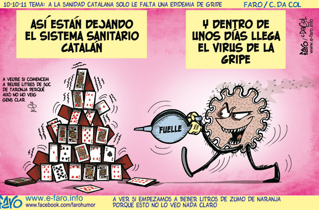 Viñeta de Faro (10.10.2011)
