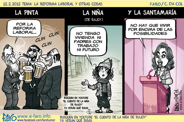 Viñeta de Faro (12.02.2012)